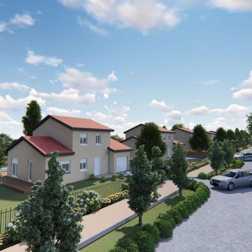 Vaste maison à Saint-Maurice-de-gourdans 01800