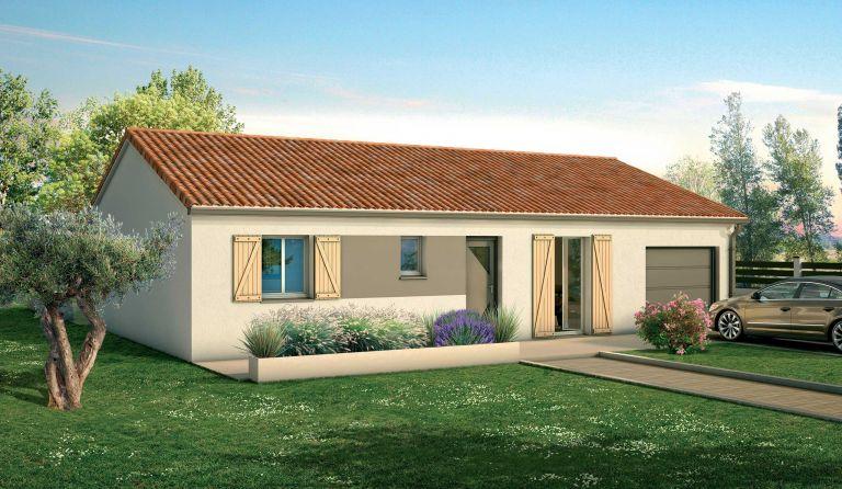 Maison neuve à Lagnieu (01150)